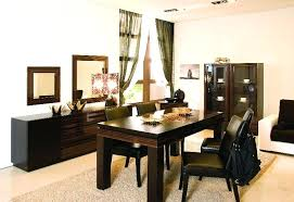 Dining Room Set With China Cabinet Contemporary Sets House For Style Furniture Top Ideas Black