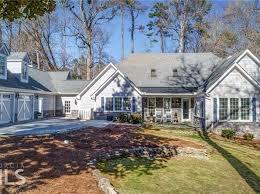 Double Sided Fireplace Atlanta Real Estate Atlanta GA Homes