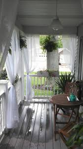 Vinyl Patio Curtains Outdoor by Back Porch With Curtains Would Be Great To Block A Setting Sun
