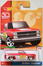 HOT WHEELS 2018 THROWBACK DECADES 50TH ANNIVERSARY '83 CHEVY ... Curbside Classic 1965 Chevrolet C60 Truck Maybe Ipdent Front Chevy Silverado 07 83mm 2007 Hot Wheels Newsletter Slammed 6400 Flat Bed Rod Custom Vintage Ratrod Ford Mopar Gasser Tshirts 52 75mm Beautiful Side Shot Of 51 Truck 51chevytruck Chevytruck 1957 Chevy 3100 Pickup Tuning Custom Hot Rod Rods Pickup Hot Wheels 2018 Hw Trucks 19 Silverado Trail Boss Lt Red A 1939 Pickup That Mixes Themes With Great Results Chev Hotrod Rod 1955 By Double Z Rods