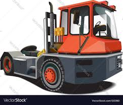 100 Tug A Truck Royalty Free Vector Image VectorStock