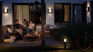 outdoor lighting philips lighting