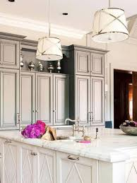 simple kitchen pendant light fixtures ideas with blue soft cabinet