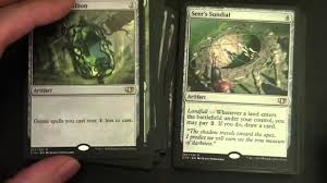 Mtg Commander Decks 2014 by Magic The Gathering Commander 2014 Guided By Nature Unboxing