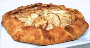 Rustic Apple Pear Tart Recipe