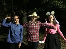 Rosie The Riveter Halloween Diy by Past Halloween Costumes Diy
