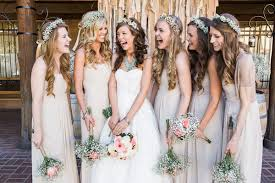 Rustic Bridal Party Fashion Photo By Rachel Solomon