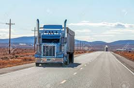 Trucks In Texas America Stock Photo, Picture And Royalty Free Image ...