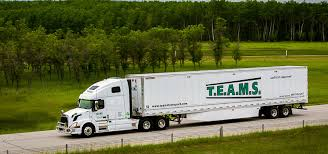 100 North American Trucking Transportation Logistics TEAMS Transport