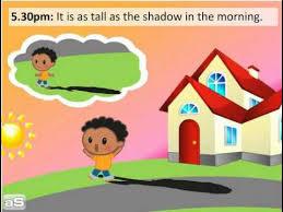 Light and shadows