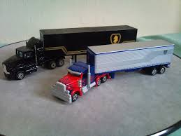 Knight Rider Flag Trailer Truck Custom Diecast A Photo On Flickriver ...