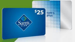 Sams Club Desktop by 1 Year Sam U0027s Club Plus Membership W Offers 25 Gift Card