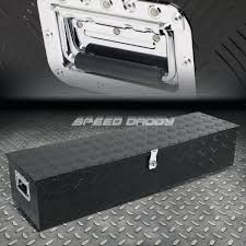 Aluminum Trailer Tool Box 2 3 4 Cu Ft Steel Tongue Utility And Boxes ...