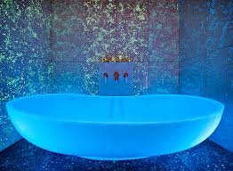 Glow In The Dark Mosaic Pool Tiles by Glow In The Dark Concrete World Of Decorative Concrete