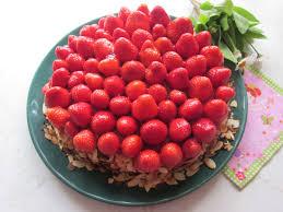rezept erdbeer sahne torte