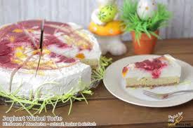 joghurt wirbel torte himbeere mandarine rezept