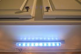 apartment lighting project battery operated led cabinet