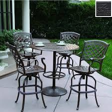 Cast Aluminum Outdoor Sets by Patio Bars Sets 28 Images Outdoor Patio Bar Set Patio Design