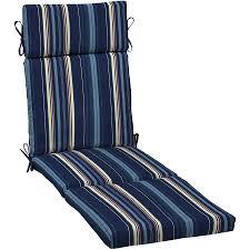 Walmart Patio Cushions Better Homes Gardens better homes and gardens outdoor patio chaise lounge cushion