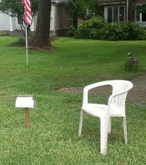 Michelle Obama Empty Chair by National Empty Chair Day Photos From Around Country