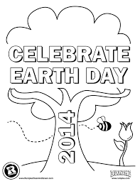 Colouring Sheet For Earth Day Easter And Spring Coloring Pages Christmas Bells