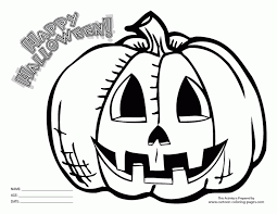 Halloween Candy Coloring Book Page 520004