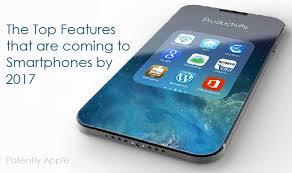 Gartner The Top Ten Features ing to Smartphones by 2017