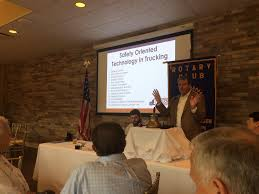 MS Trucking Association President Speaks To Rotary Club Of North ...