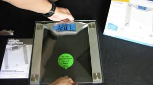 Taylor Bathroom Scales Accuracy by Weight Watchers Scales By Conair Unpacking Review Testing Youtube