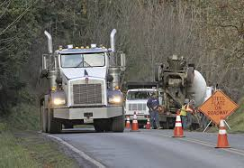 100 Timmons Truck Center Street Repairs Not In City Budget Port Townsend Leader
