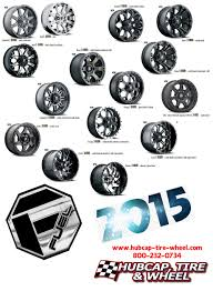 New 2015 Fuel Wheels – Off-Road Trucks, Racing Truck, Dually, Deep Lip