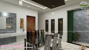 Interior Courtyard Design Ideas Kerala Home Dining Living And Plans With