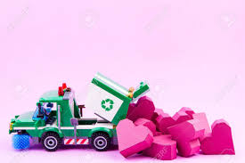 100 Lego Recycling Truck Nonthaburi Thailand January 10 2017 Star Wars Stormtrooper