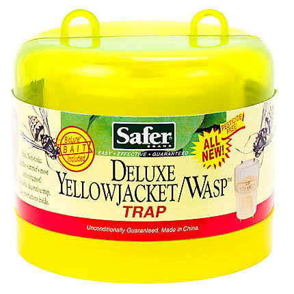 Safer Deluxe Yellow Jacket & Wasp Trap