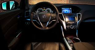 Capsule Review 2015 Acura TLX V6 SH AWD The Truth About Cars
