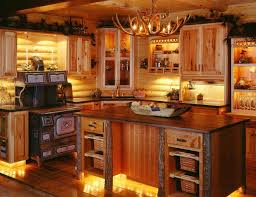 best log cabin kitchen decor ideas cabin ideas 2017