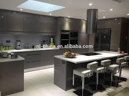 Stunning Modern Kitchen Designs 2017 Wholesale New Arrival Hangzhou High Gloss