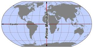 File Primemeridian Jpg Wikimedia Commons With World Map Equator And Prime Meridian