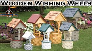 Decorative Outdoor Well Pump Covers by Amish Wishing Wells The Lighthouse Man