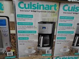 Cuisinart Brew Central 14 Cup Coffee Maker Costco 2