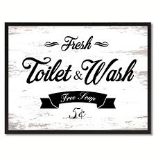 Fresh Toilet & Wash Vintage Sign Home Decor Wall Art Gift Ideas ... The Best White Elephant Gifts Funny Useful Diy Ideas Lil Luna Gift For Baby Shower Beautiful Bath Tub Basket My Duck Design Dispenser Him Her Any Occassion 41 Best Mom 2019 How To Easily Make Aesthetic Bathroom Designs 8 Usa Made Vegan 2 Oz Bombs Set For Women Simple But Creative Towel Folding And 20 Toilet Poo Themed That Are Truly Amazing Unique Gifter Accsories 36 New York Yankees Images On Bundle Style Degree Amazoncom 5piece Spa Assorted Colors