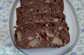 paleo low carb nuss schokoladenkuchen glutenfreiesleben
