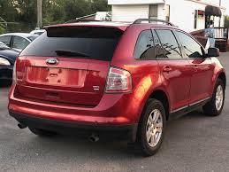 2008 Used Ford Edge 4dr SEL AWD At Enter Motors Group Nashville, TN ...
