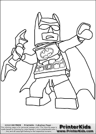 Elegant Best Picture Lego Batman Coloring Book