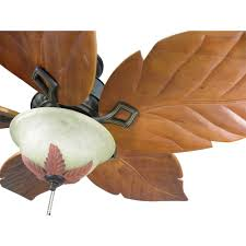 Ceiling Fan With Palm Leaf Blades by Improving The Interior Of Your Home With Hampton Bay Antigua