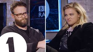 Hotel Ceiling Rixton Meaning by Seth Rogen U0026 Chloë Grace Moretz Insult Each Other Contains