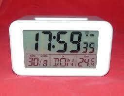 uhren funkuhr mit thermometer funkwecker wecker