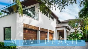 100 Modern Homes In Miami Tour Top Beach Mansions 20 Million Dollar Waterfront