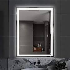 badezimmer spiegel ein knopf multi touch schalter
