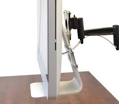 Imac Monitor Desk Mount by Vivo Adapter Vesa Mount Kit For Apple 21 5 U201d And 27 U201d Imac Display